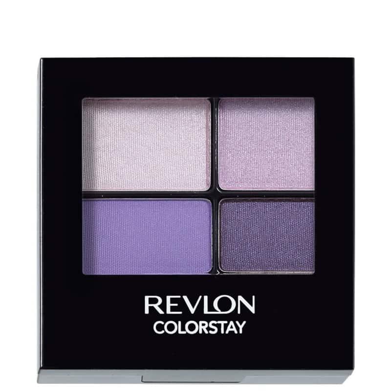 ColorStay 16 Hours Eye Shadow Seductive Revlon  - Paleta de Sombras