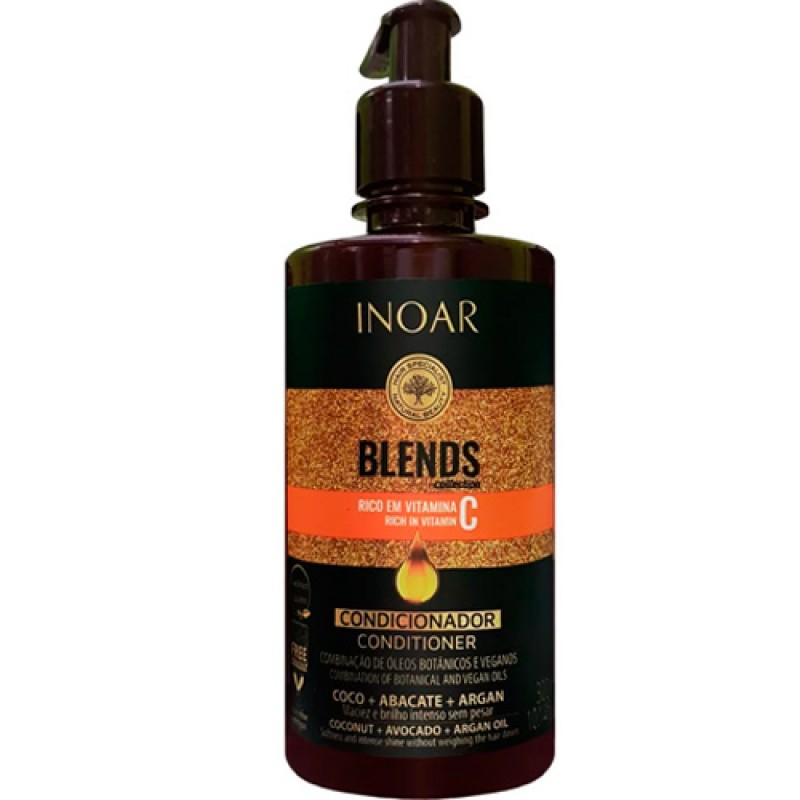 Condicionador Inoar Blends Colection 300ml