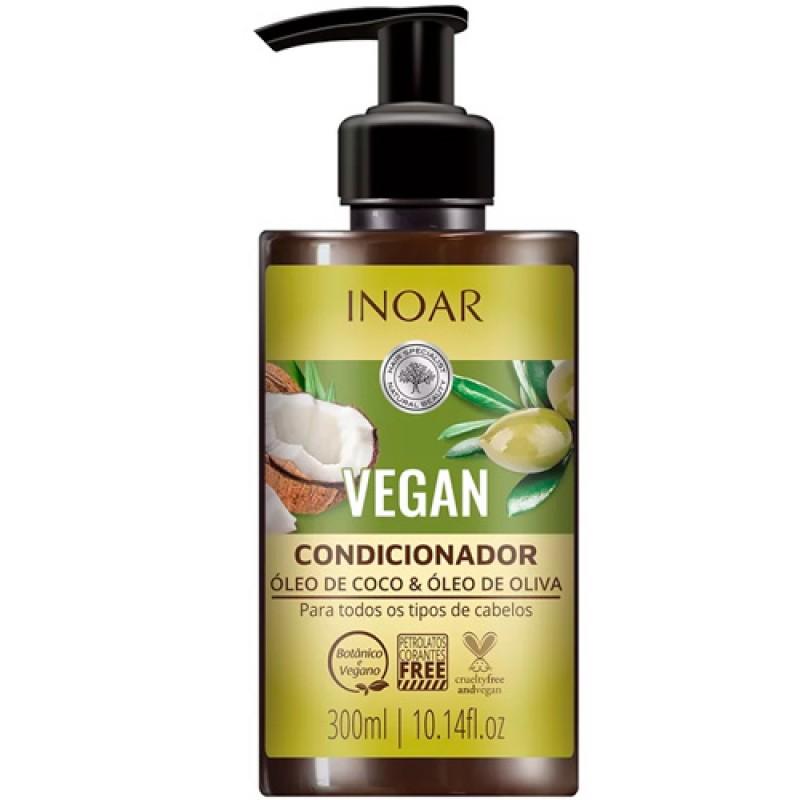 Condicionador Inoar Vegan 300ml