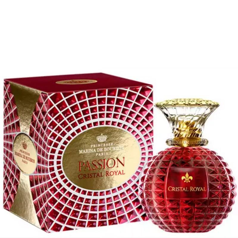 Cristal Royal Passion Marina de Bourbon Eau de Parfum - Perfume Feminino 100ml
