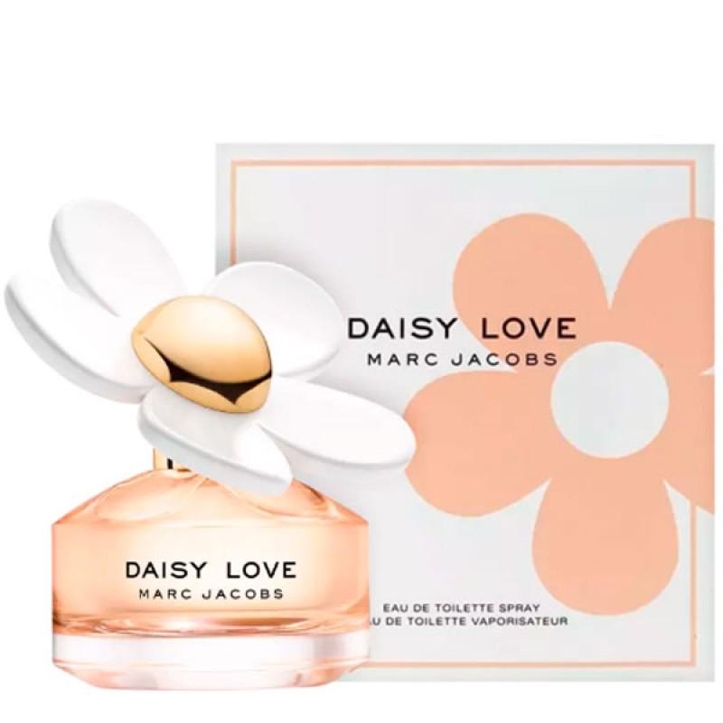 Daisy Love Marc Jacobs Eau de Toilette - Perfume Feminino 100ml