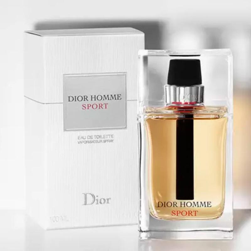 Dior Homme Sport Eau de Toilette - Perfume Masculino 125ml