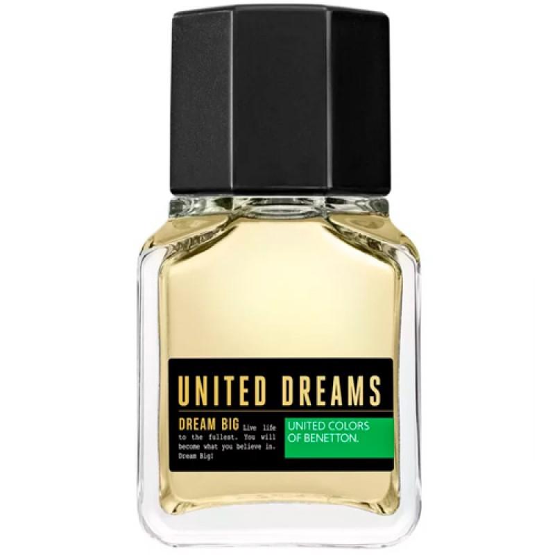 Dream Big Man Benetton Eau de Toilette - Perfume Masculino 100ml