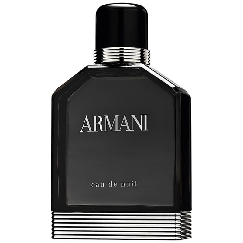 Eau de Nuit Eau de Toilette Giorgio Armani - Perfume Masculino 100ml