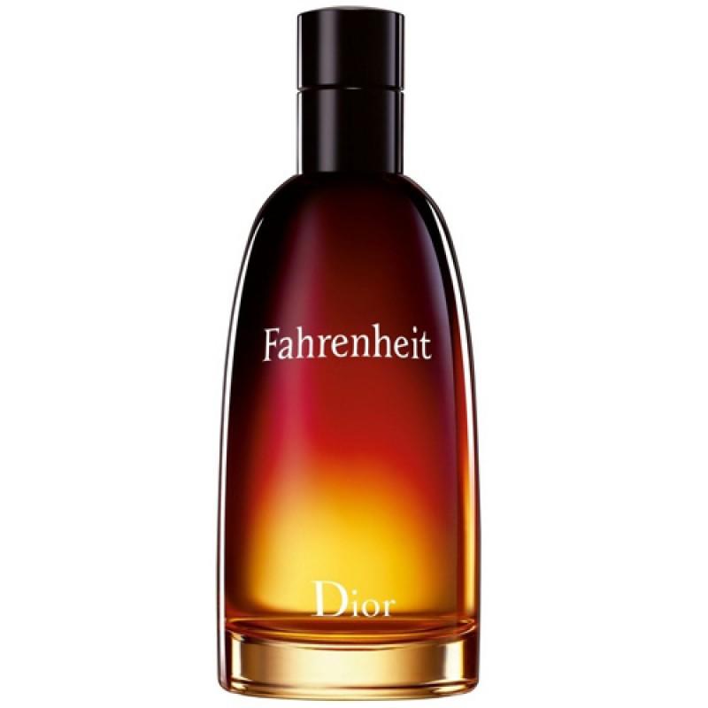 Fahrenheit Dior Eau de Toilette - Perfume Masculino 50ml