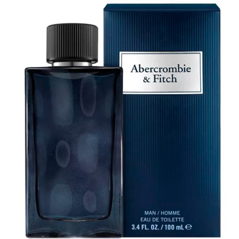 First Instinct Blue Man Abercrombie Fitch Eau de Toilette - Perfume Masculino 30ml
