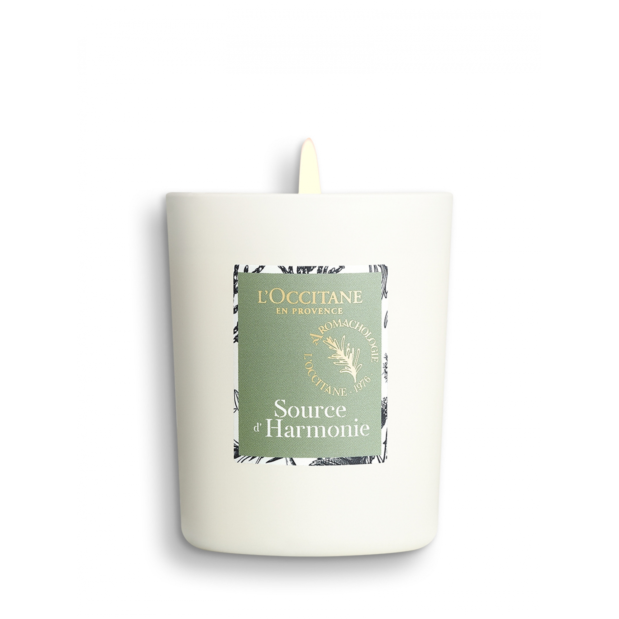 Fonte de Harmonia L'Occitane en Provence - Vela Perfumada