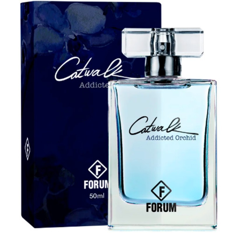 Forum Catwalk Velvet Orchid Deo Colônia - Perfume Feminino 50ml