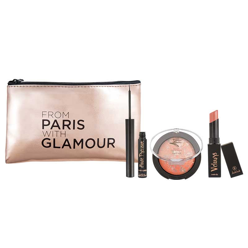 From Paris With Glamour Joli Joli - Kit de Maquiagem