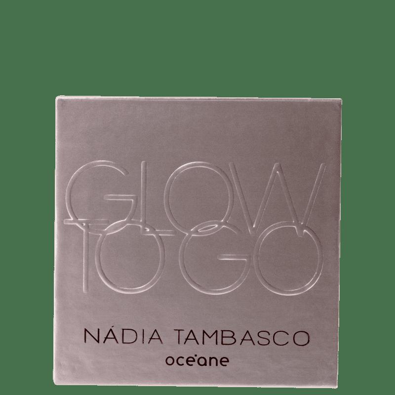 Glow to Go Océane - Paleta de Iluminadores By Nádia Tambasco