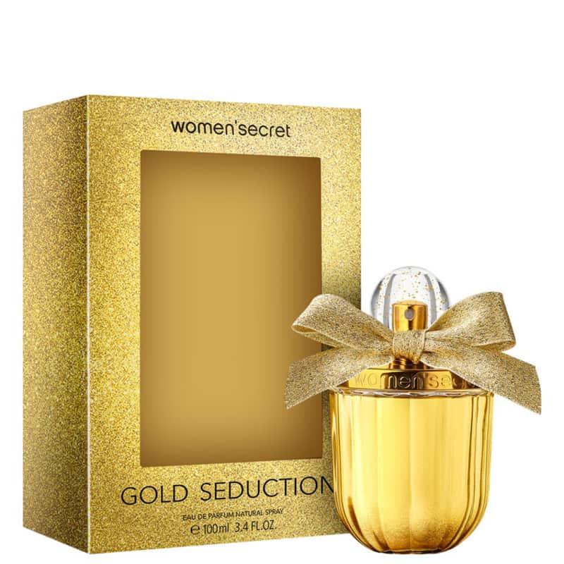 Gold Seduction Eau de Parfum Women? Secret - Perfume Feminino 100ml
