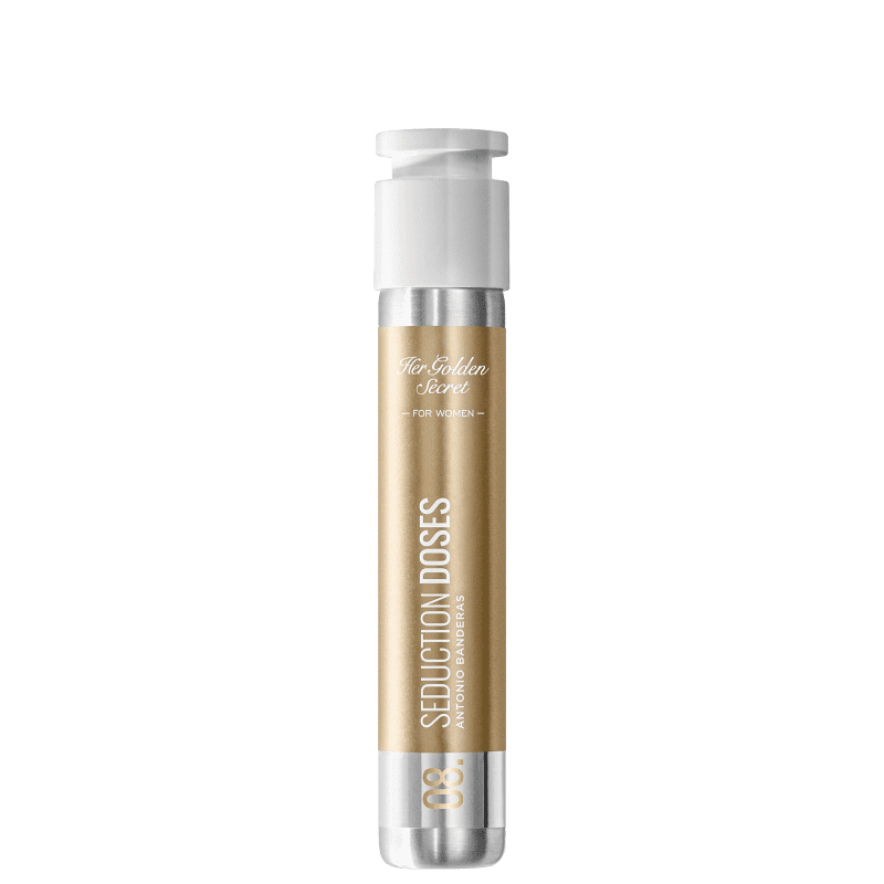 Her Golden Secret Dose Eau de Toilette Antonio Banderas - Perfume Feminino 30ml
