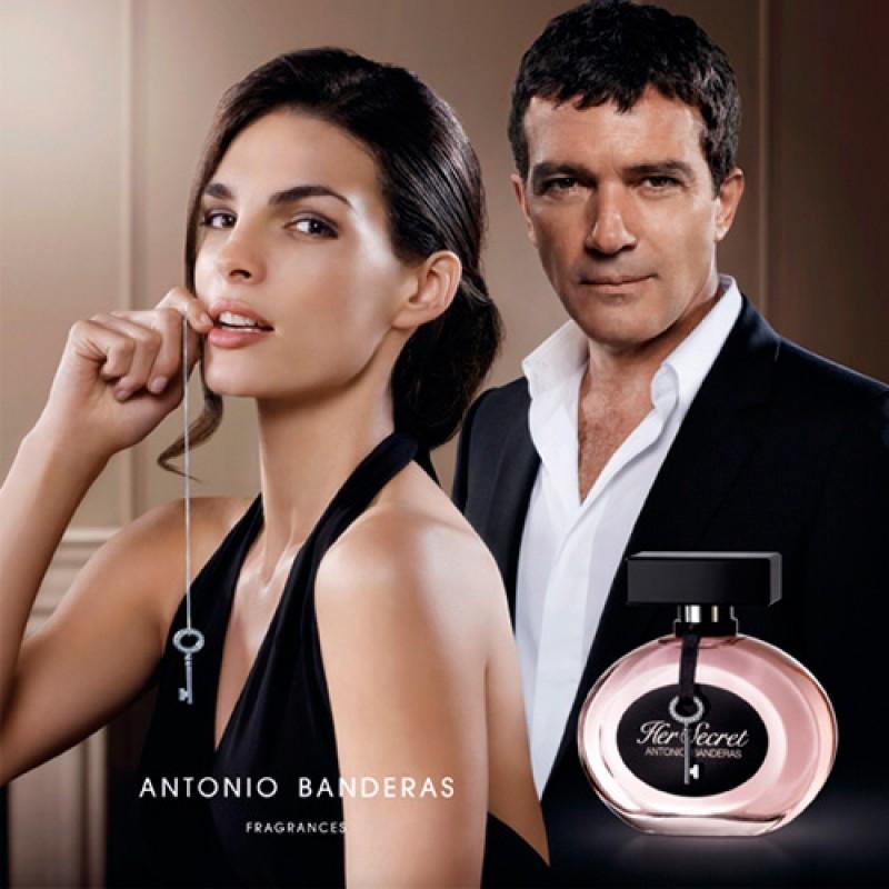 Her Secret Antonio Banderas Eau de Toilette - Perfume Feminino 80ml