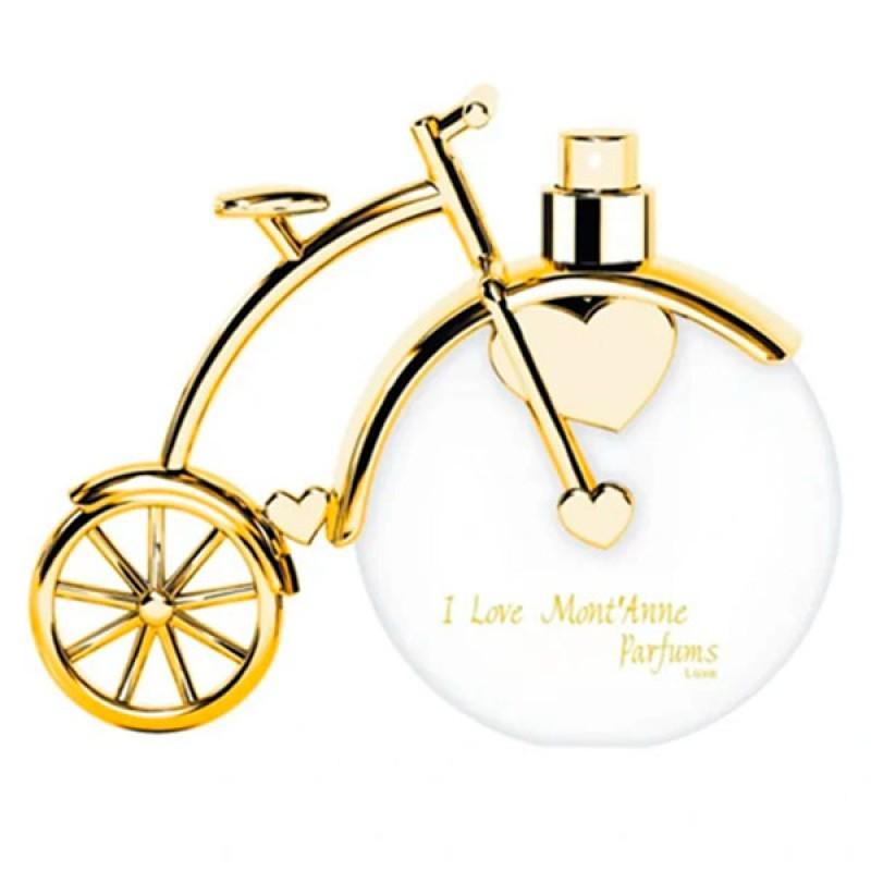 I Love MontAnne Parfums Luxe MontAnne Eau de Parfum - Perfume Feminino 100ml