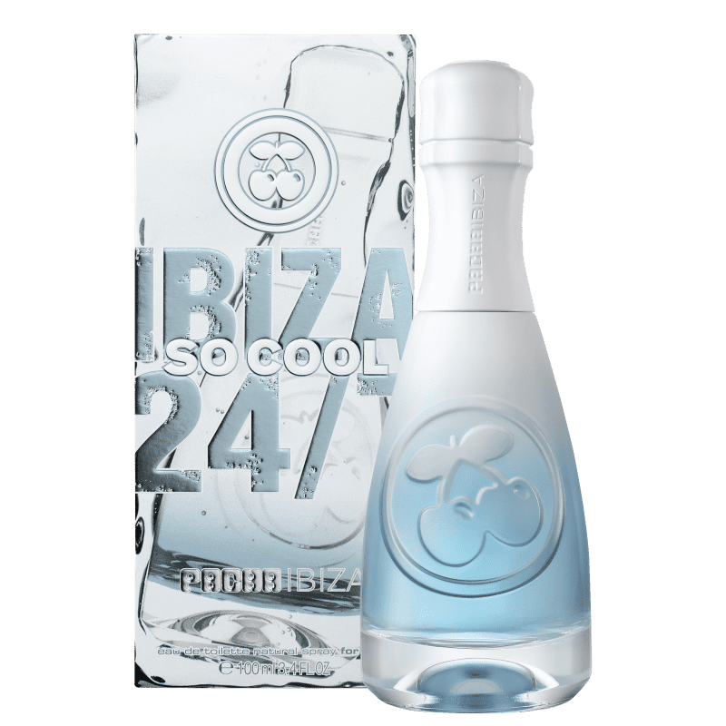 Ibiza 24/7 So Cool for Him Eau de Toilette Pacha Ibiza - Perfume Masculino 100ml