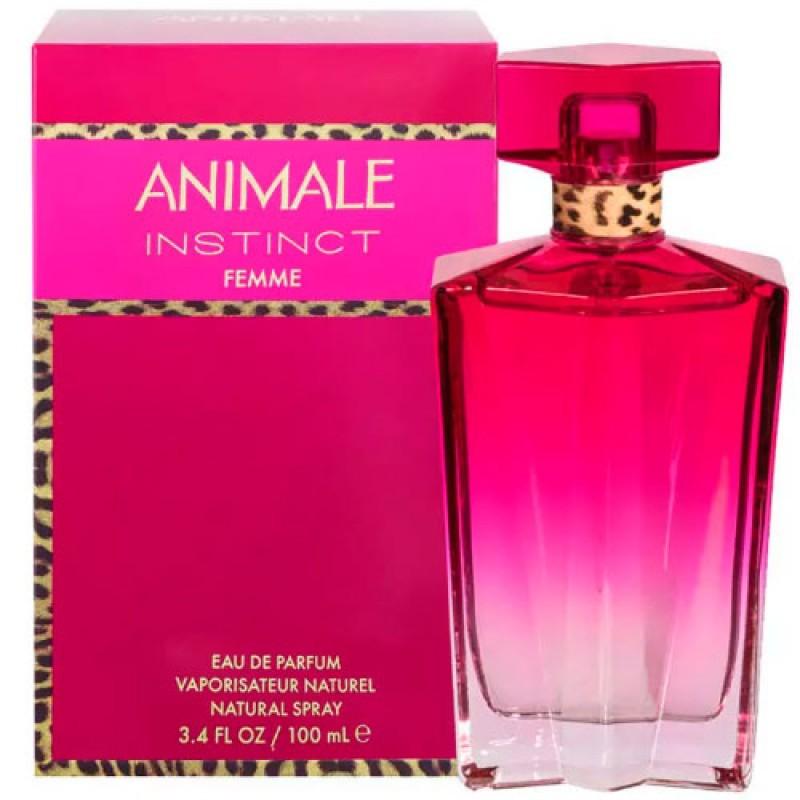 Instinct Animale Eau de Parfum - Perfume Feminino 100ml