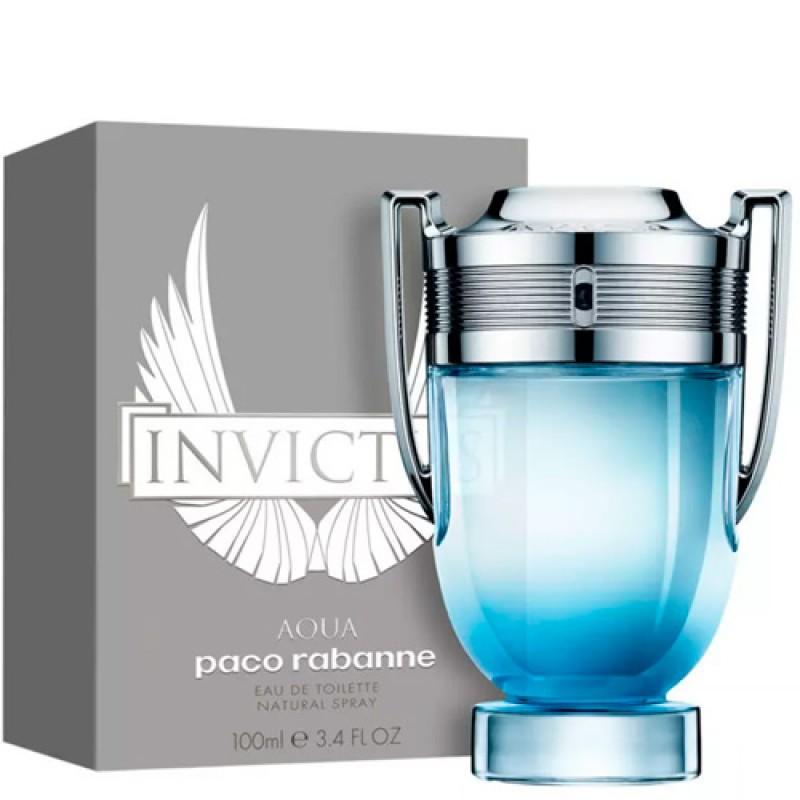 Invictus Aqua Eau de Toilette - Perfume Masculino 50ml
