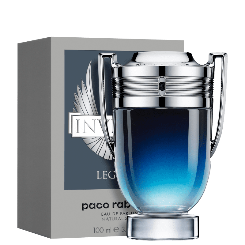 Invictus Legend Eau de Parfum Paco Rabanne - Perfume Masculino 100ml
