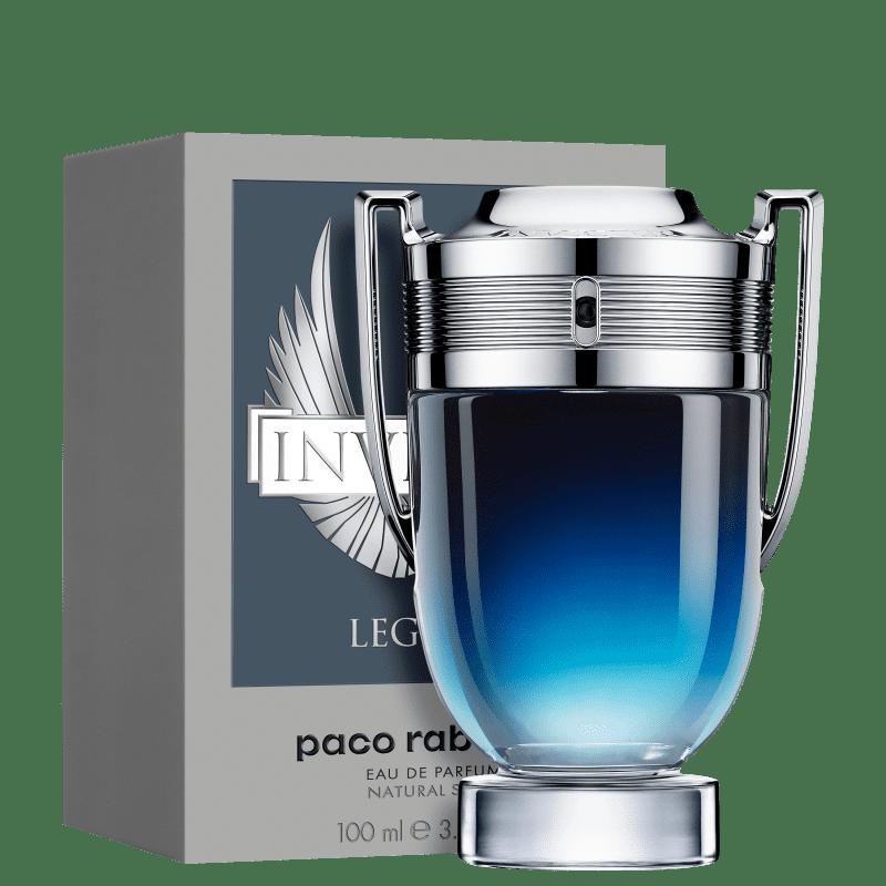 Invictus Legend Eau de Parfum Paco Rabanne - Perfume Masculino 50ml