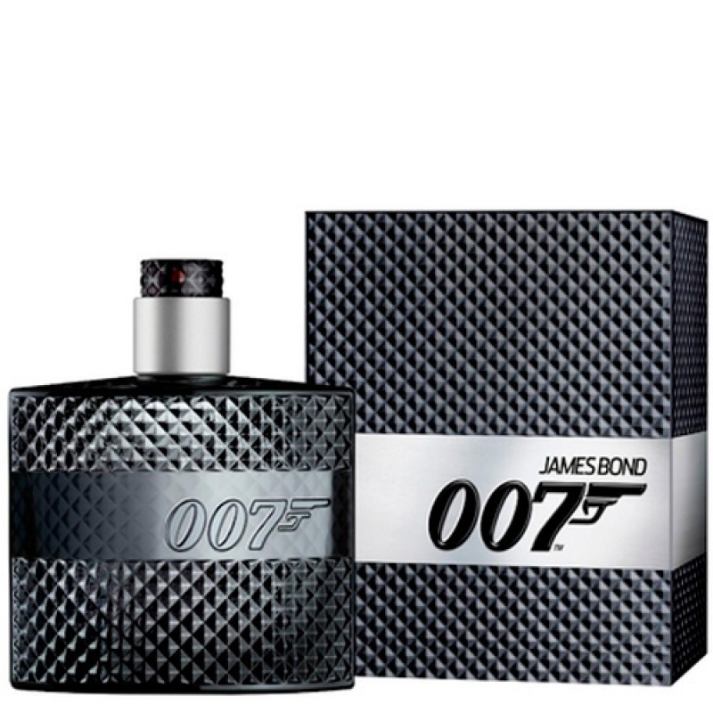 James Bond 007 Eau De Toilette - Perfume Masculino 50ml