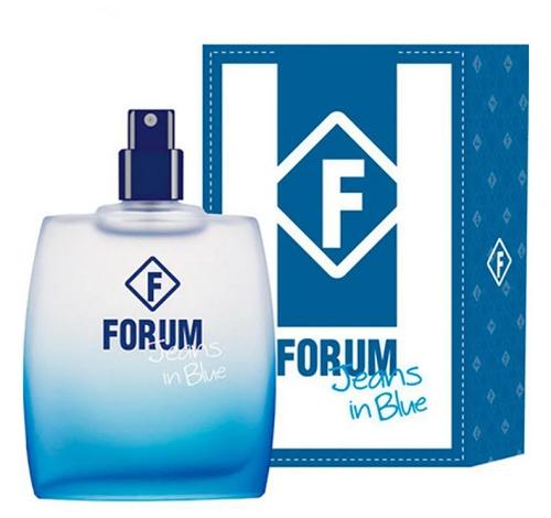 Jeans In Blue Forum Eau de Cologne - Perfume Unissex 50ml