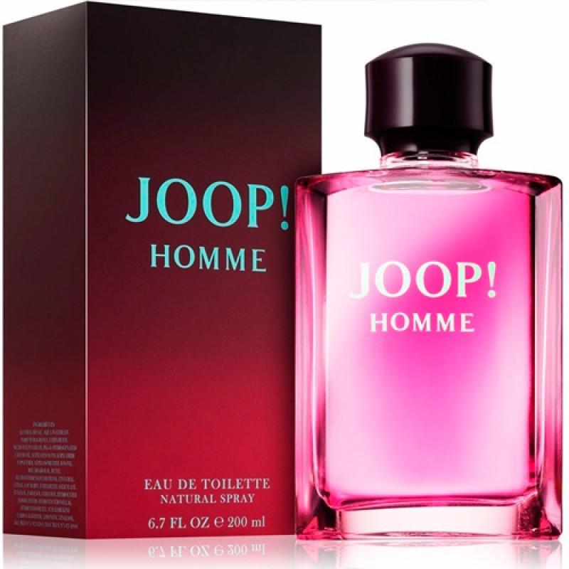 Joop! Homme Eau de Toilette - Perfume Masculino 200ml