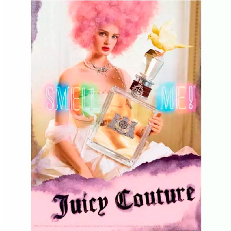 Juicy Couture Eau de Parfum - Perfume Feminino 50ml