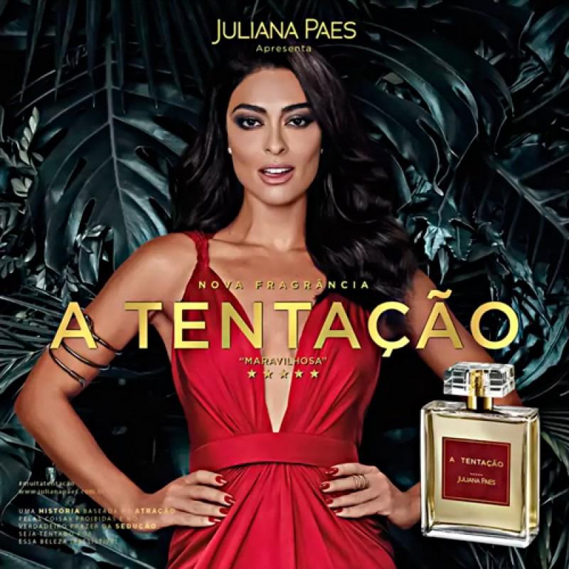 Juliana Paes A Tentação Eau de Cologne - Perfume Feminino 100ml