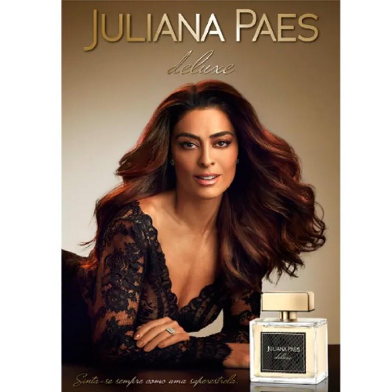 Juliana Paes Deluxe Deo Parfum- Perfume Feminino 100ml