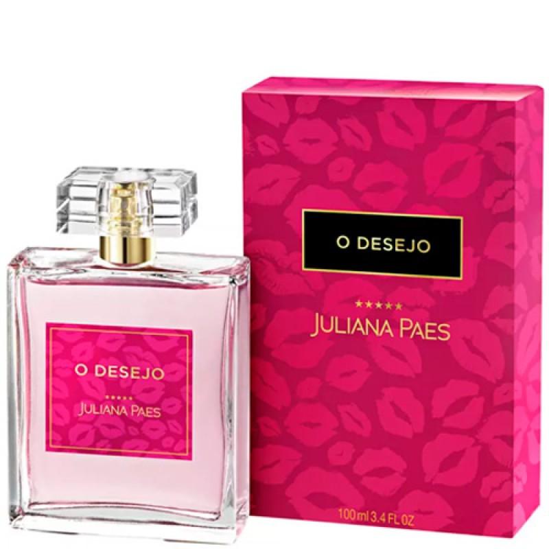 Juliana Paes O Desejo Eau de Cologne - Perfume Feminino 100ml