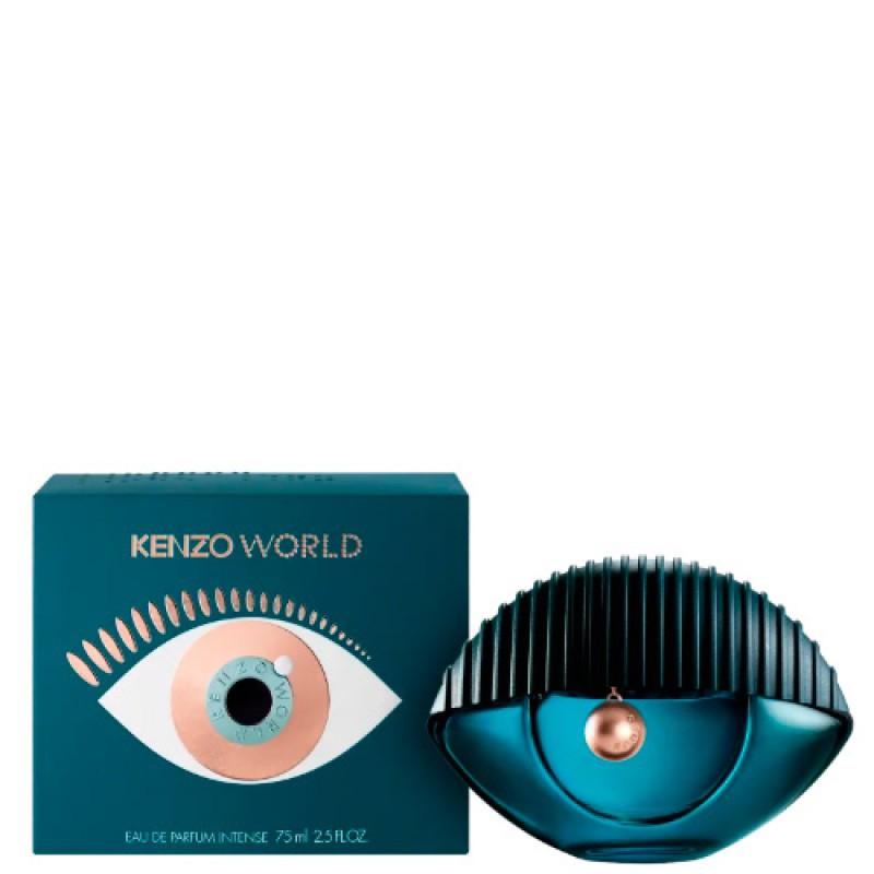 Kenzo World Intense Eau de Parfum - Perfume Feminino 75ml