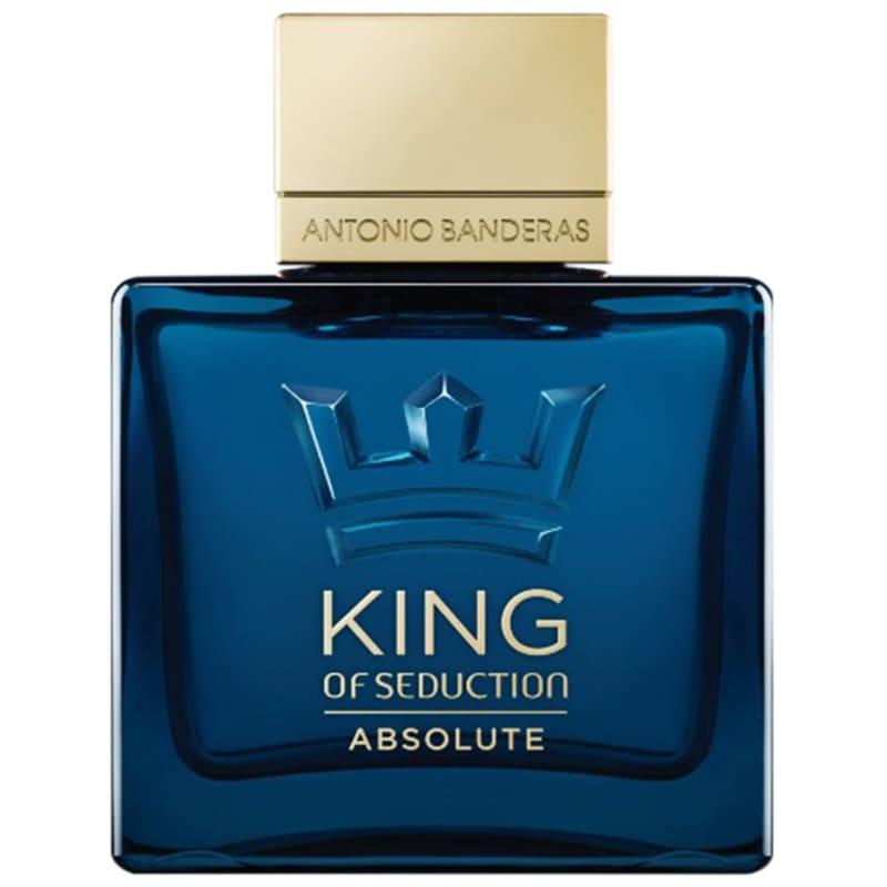 King of Seduction Absolute Eau de Toilette Antonio Banderas - Perfume Masculino 50ml