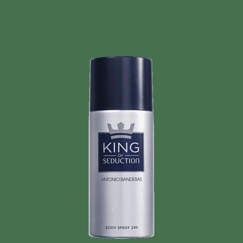 King of Seduction Antonio Banderas - Desodorante Masculino 150ml