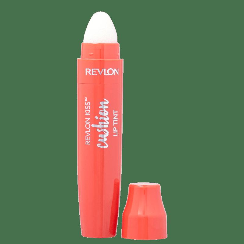 Kiss Cushion Lip Tint Revlon - High End Coral