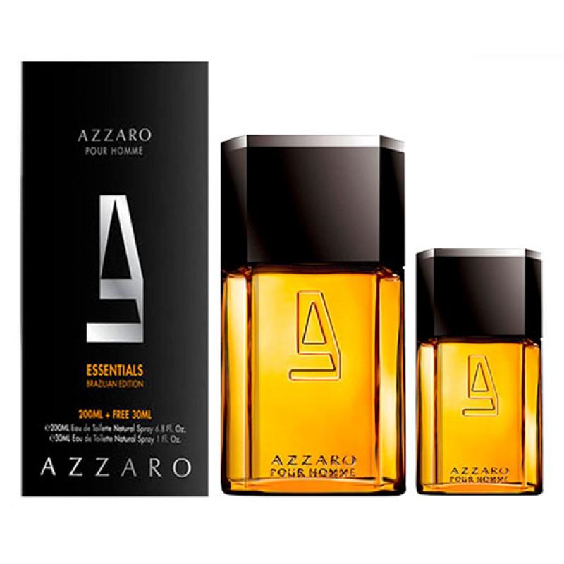 Kit Azzaro Pour Homme Eau de Toilette - 200ml + 30ml