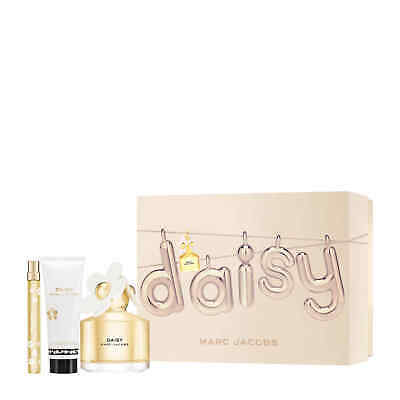 Kit Daisy Marc Jacobs - Perfume Feminino Eau de Toilette 100ML + Caneta Spray 10ml + Body Lotion 75ml