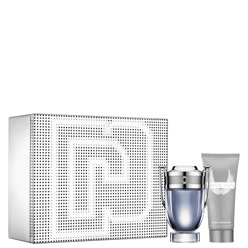 Kit Invictus Perfume Eau de Toilette 100ml + Gel de Banho 100ml