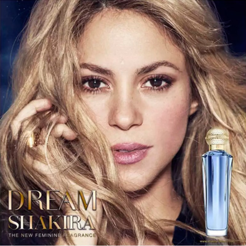 Kit Shakira Dream Eau de Toilette - Perfume Feminino 80ml + Deo 150ml