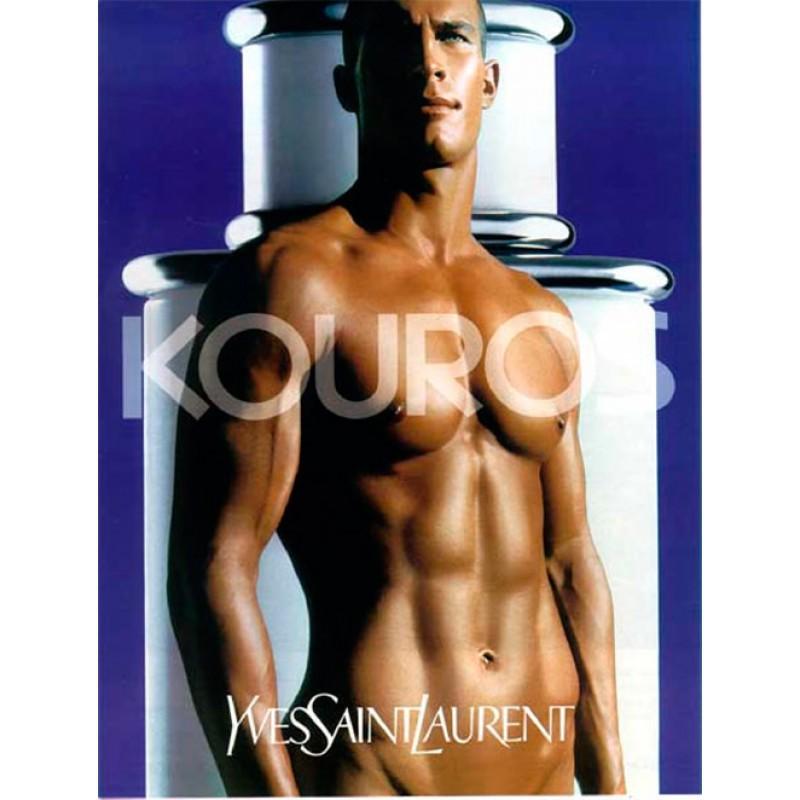 Kouros Yves Saint Laurent Eau de Toilette - Perfume Masculino 100ml