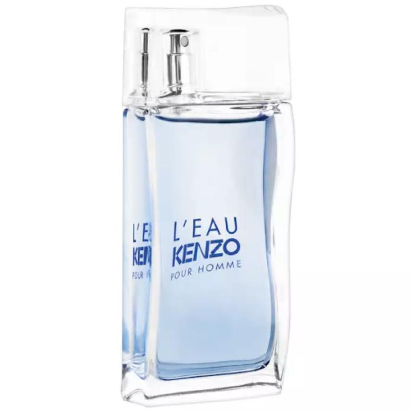 L Eau Kenzo Pour Homme Eau de Toilette - Perfume Masculino 50ml