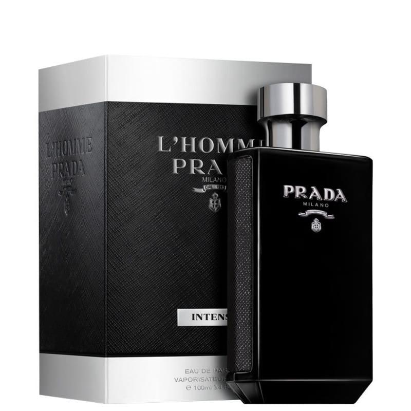 L'Homme Intense Eau de Parfum Prada  - Perfume Masculino 100ml