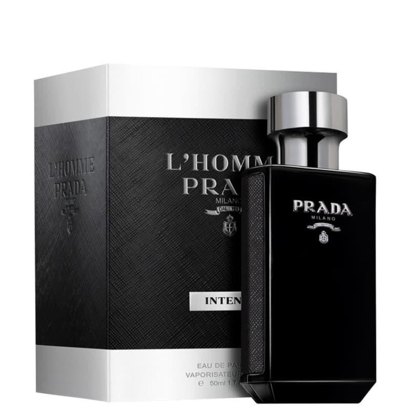 L'Homme Intense Eau de Parfum Prada - Perfume Masculino 50ml