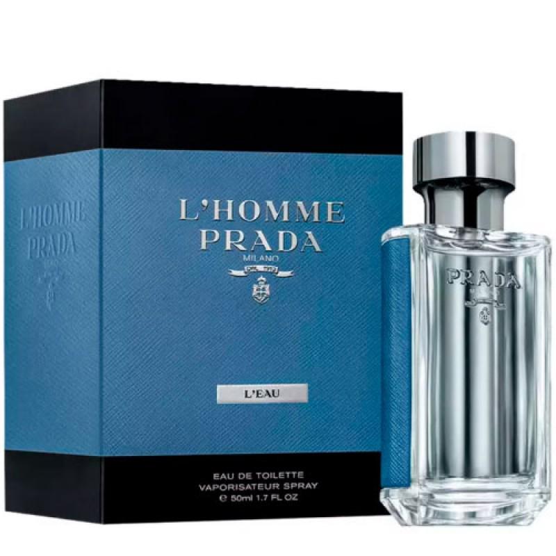 L'homme L'Eau Eau de Toilette Prada - Perfume Masculino 50ml