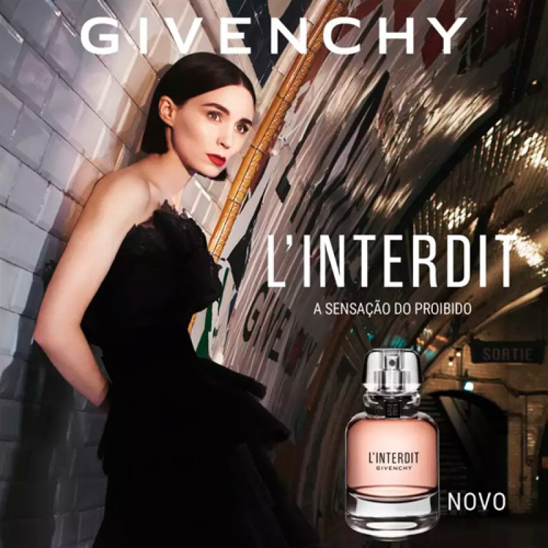 L Interdit Givenchy Eau de Parfum - Perfume Feminino 35ml