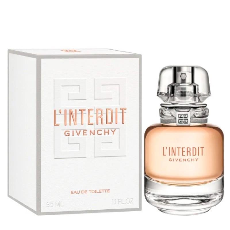 L'Interdit Eau de Toilette Givenchy - Perfume Feminino 35ml