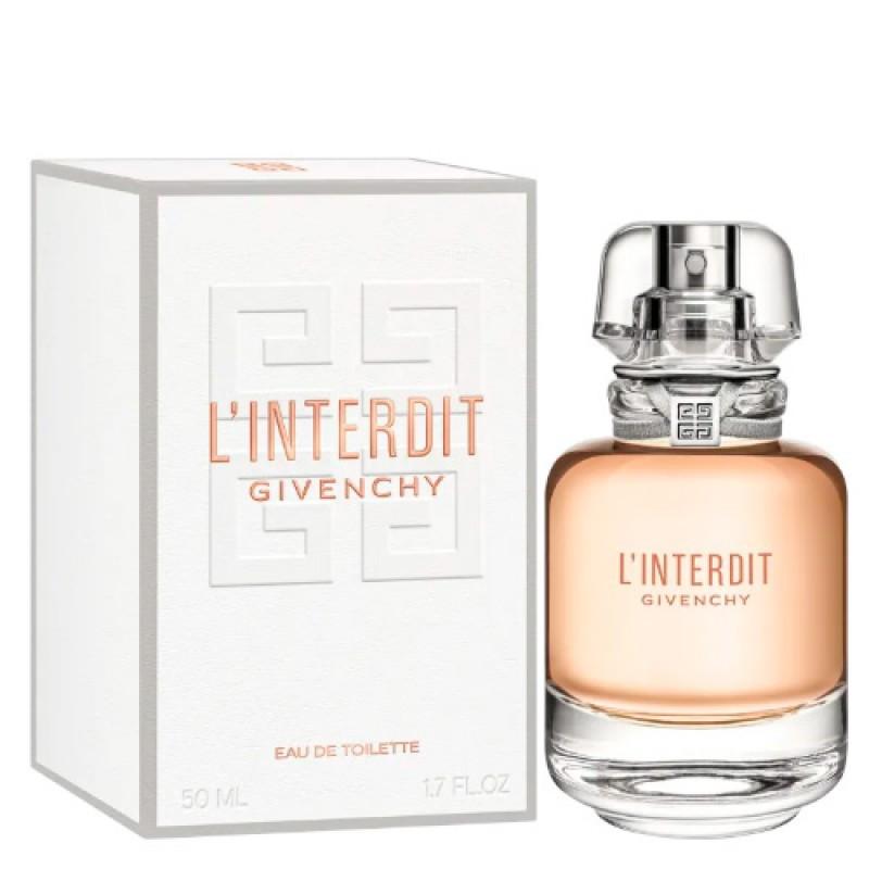 L Interdit Givenchy Eau de Toilette - Perfume Feminino 50ml