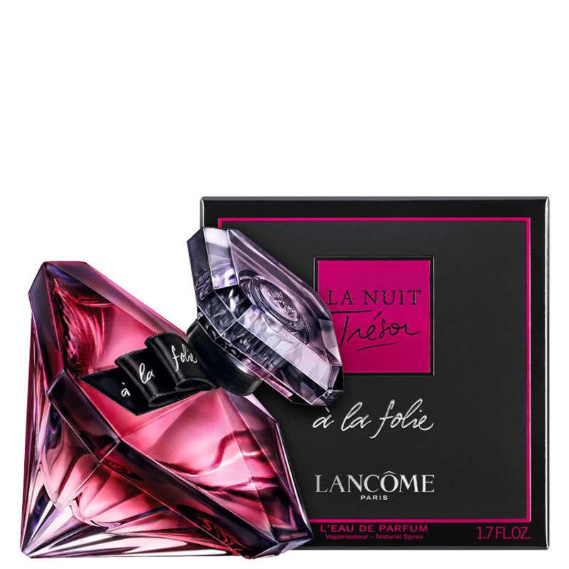 La Nuit Trésor A La Folie Eau de Parfum Lancôme - Perfume Feminino 50ml