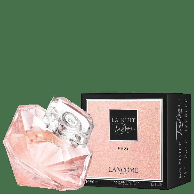 La Nuit Trésor Nude Eau de Toilette Lancôme - Perfume Feminino 50ml