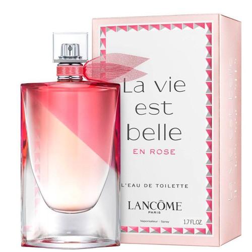 La Vie Est Belle En Rose Lancôme Eau de Toilette - Perfume Feminino 50ml