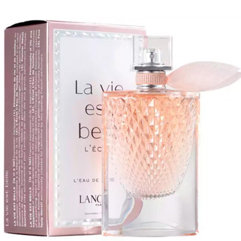 La Vie Est Belle L'Éclat Lancôme Eau de Toilette - Perfume Feminino 50ml